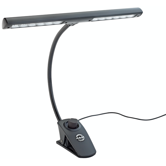 "König & Meyer 12295 Music Stand Light ""Dimmer Light"""