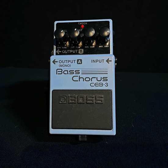 Bild på Boss CEB-3 Bass Chorus (Begagnad)