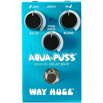 Way Huge WM71 Smalls™ Aqua-Puss™ Analog Delay