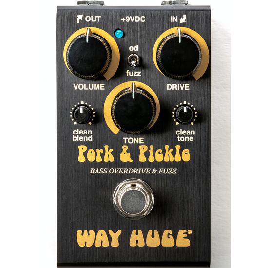 Way Huge Smalls™ Pork & Pickle Bass Overdrive & Fuzz