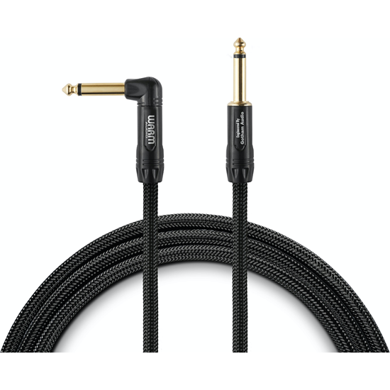 Warm Audio Premier Series Guitar Cable Angled-Straight 3 Meter