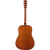 Fender CD-60S Dreadnought Walnut Fingerboard All-Mahogany