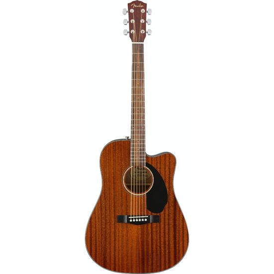 Fender CD-60SCE Dreadnought All-Mahogany