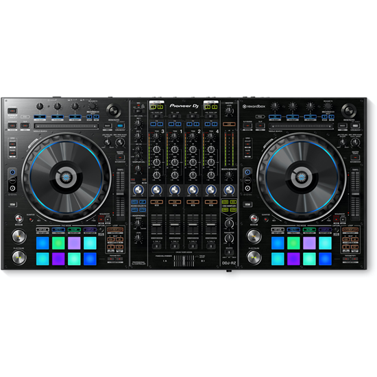 Pioneer DDJ-RZ 4-Channel Professional DJ Controller For Rekordbox