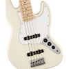 Squier Affinity Series™ Jazz Bass® V Olympic White