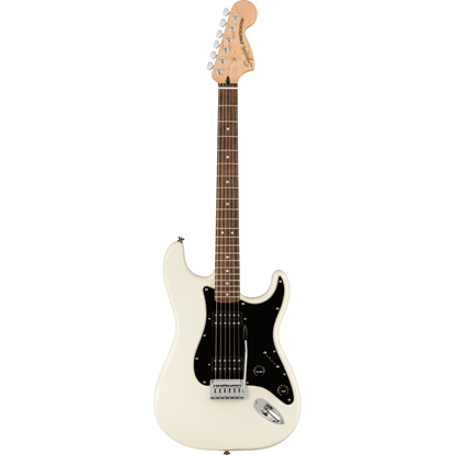 Squier Affinity Series™ Stratocaster® HH Olympic White