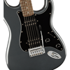 Squier Affinity Series™ Stratocaster® HH Charcoal Frost Metallic
