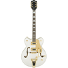 Gretsch G5422TG Streamliner™ Hollow Body Double-Cut With Bigsby Snowcrest White