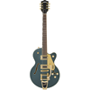 Gretsch G5655TG Electromatic® Center Block JR. Single-Cut With Bigsby® Cadillac Green