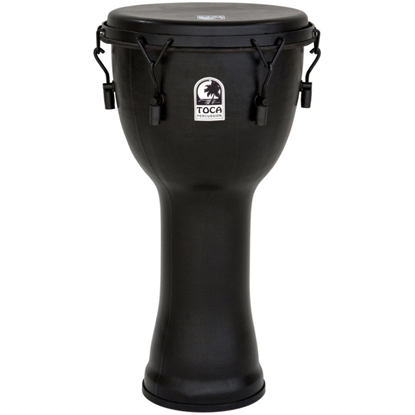 "Toca Djembe Freestyle 2 12"" Black Mamba"