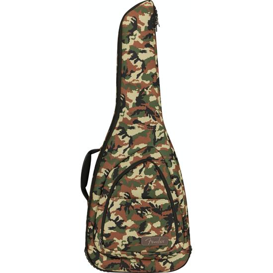 Fender FE920 Woodland Camo Electric Guitar Gig Bag
