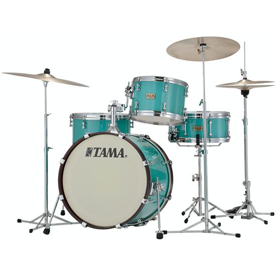 Tama S.L.P. Drum Kit Fat Spruce LSP30CS-TUQ Turquoise
