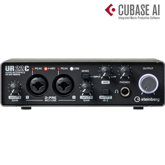 Steinberg UR22C USB 3.0 Audio Interface