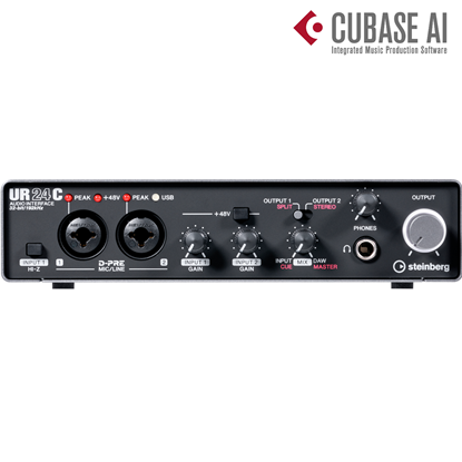 Steinberg UR24C USB 3.0 Audio Interface