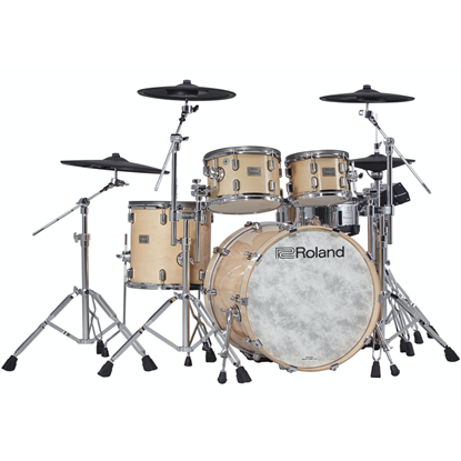 Roland VAD706-GN V-Drums Acoustic Design Kit Gloss Natural