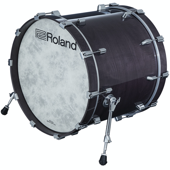 Roland KD-222-GE Kick Drum Pad Gloss Ebony