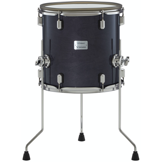 Roland PDA140F-GE Floor Tom Pad Gloss Ebony