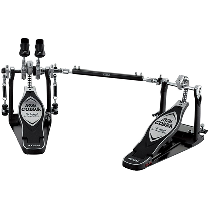 Tama HP900PWLN Iron Cobra 900 Twin Pedal Power Glide Left-Footed