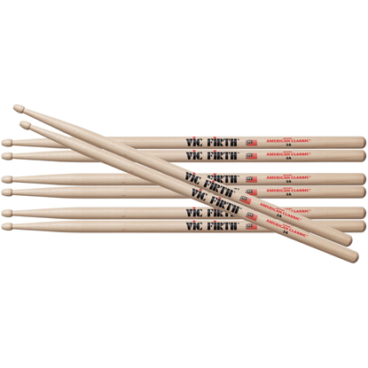 Vic Firth American Classic® 5A Value Pack
