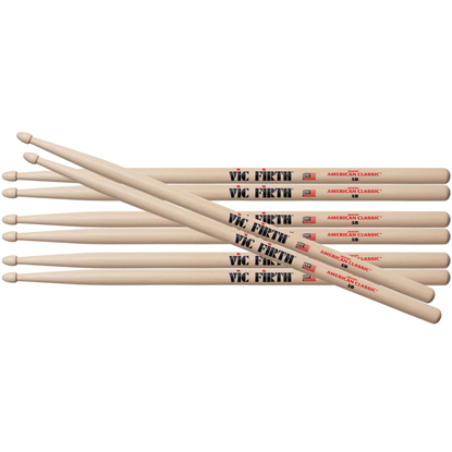 Vic Firth American Classic® 5B Value Pack