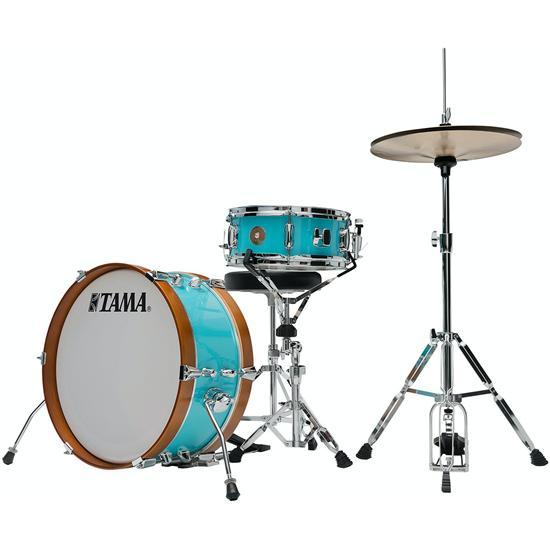 Tama Club-JAM Mini Kit LJK28S-AQB Aqua Blue