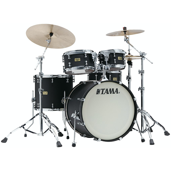 Tama S.L.P. Drum Kit Dynamic Kapur LKP42HTS-FBK Flat Black
