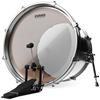 """Evans EQ3 20"""" Clear Bass Drumhead"""