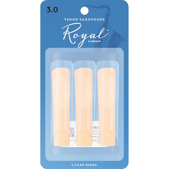Rico Royal RKB0330 Tenorsaxofon 3.0 3-Pack