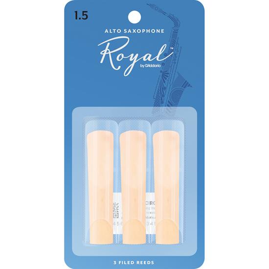 Rico Royal RJB0315 Altsaxofon 1.5 3-Pack