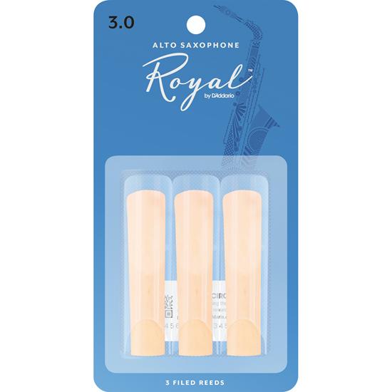 Rico Royal RJB0330 Altsaxofon 3.0 3-Pack