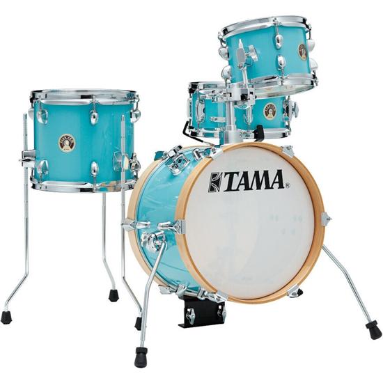Tama Club-JAM Flyer Kit LJK44S-AQB Aqua Blue