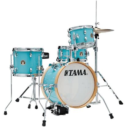 Tama Club-JAM Flyer Kit LJK44H4-AQB Aqua Blue