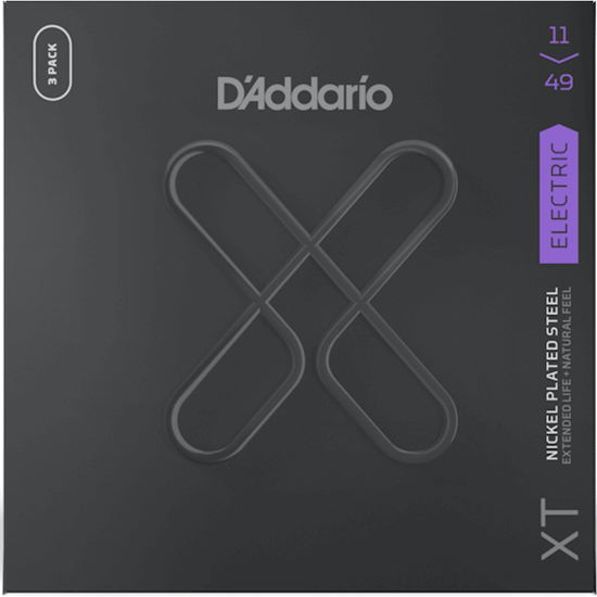 D'Addario XTE1149-3P Medium