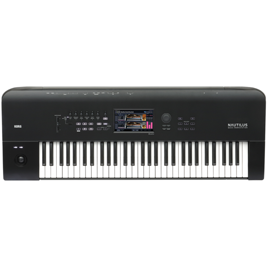 Korg Nautilus 61 Music Workstation