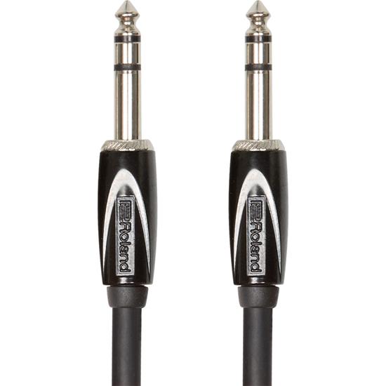 Roland RCC3-TRTR Black Series Interconnect Cable