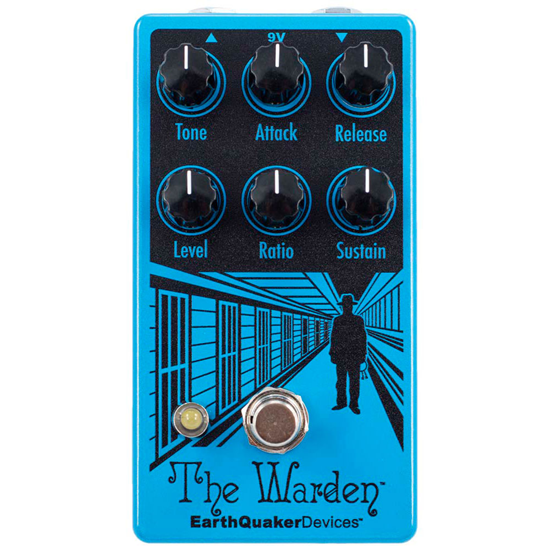 EarthQuaker Devices The Warden™