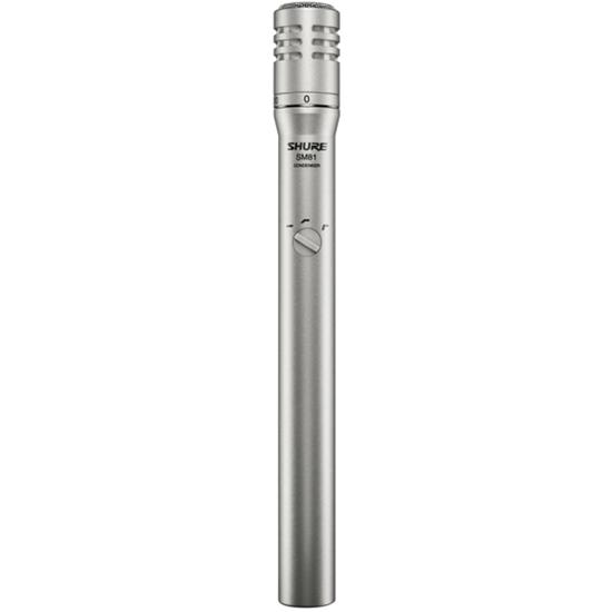 Shure SM81 Condenser Instrument Microphone