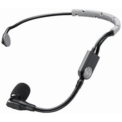 Shure SM35-TQG Performance Headset Condenser Microphone