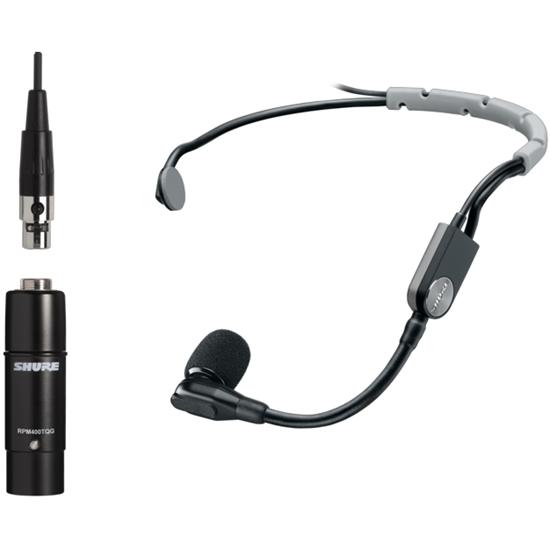 Shure SM35-XLR Performance Headset Condenser Microphone