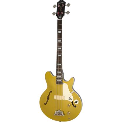Epiphone Jack Casady Bass Metallic Gold