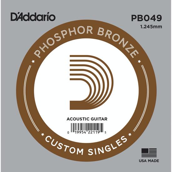 D'Addario PB049 Phosphor Bronze