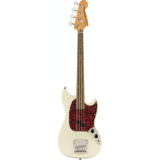 Squier Classic Vibe '60s Mustang Bass® Olympic White