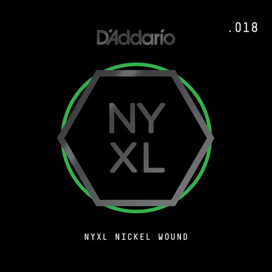 D'Addario NYNW018 NYXL Nickel Wound
