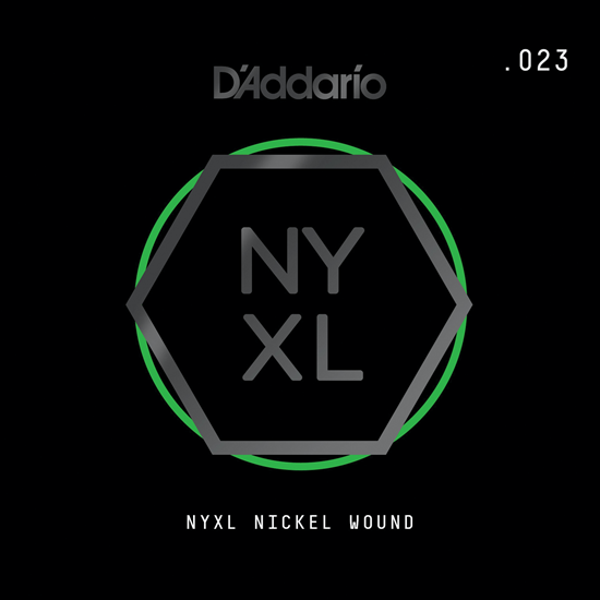 D'Addario NYNW023 NYXL Nickel Wound