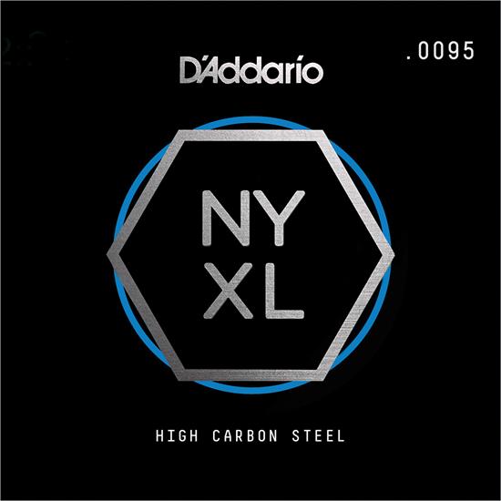 D'Addario NYS0095 NYXL Plain