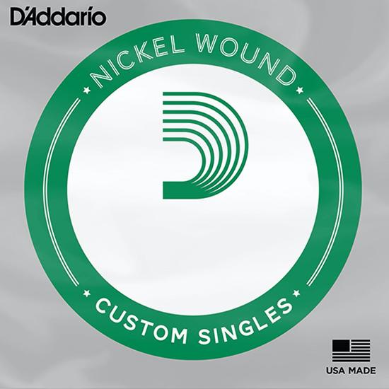 D'Addario XLB085 XL Single Nickel Wound