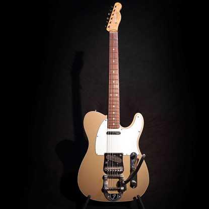 Bild på Fender CS Telecaster NAMM 2012 (Begagnad)