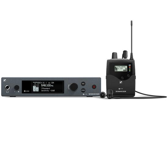 Sennheiser EW IEM G4-B Wireless In-Ear Monitor System