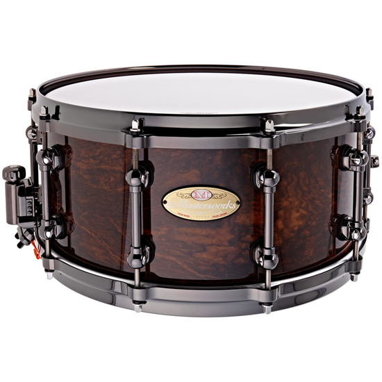 "Pearl Masterworks 14""x6.5"" 20th Anniversary Snare Drum"