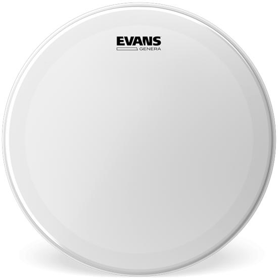 """Evans Genera 13"""" Coated Drumhead"""